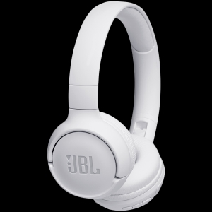 JBL Tune 500BT Wireless On-Ear Headphones – White