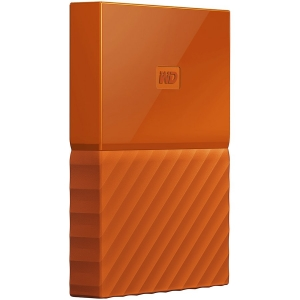 HDD External WD My Passport (1TB, USB 3.0) Orange