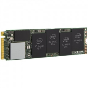 Intel SSD 660p Series (512GB, M.2 80mm PCIe 3.0 x4, 3D2, QLC) Retail Box Single