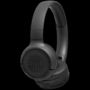 JBL Tune 500BT Wireless On-Ear Headphones – Black