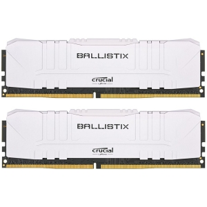 Crucial Ballistix 2x8GB (16GB Kit) DDR4 3200MT/s  CL16  Unbuffered DIMM 288pin