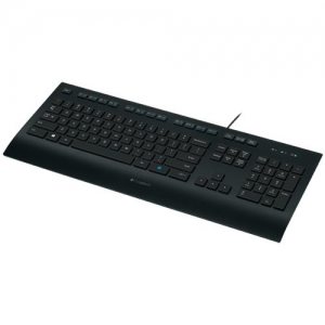 LOGITECH Keyboard K280e for Business - PAN - USB - NORDIC