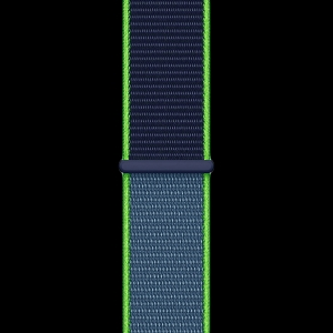 40mm Neon Lime Sport Loop