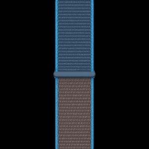 40mm Surf Blue Sport Loop