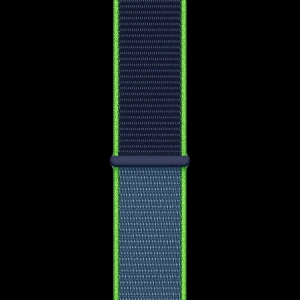 44mm Neon Lime Sport Loop