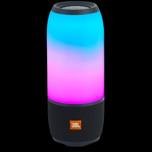 Wireless Bluetooth Streaming- 12 hours of Playtime- 360 lightshow and sound-