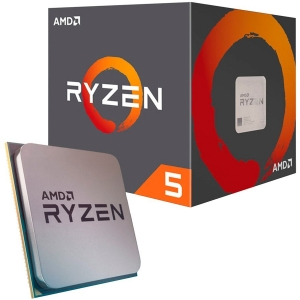 AMD CPU Desktop Ryzen 5 6C/12T 3600 (4.2GHz,36MB,65W,AM4) box with Wraith
