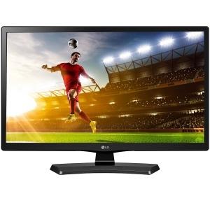 """Monitors LG 24"""" 24MT48S-PZ 24""""/TV/SmartTV/1366x768/200cmd/HDMI/USB"""
