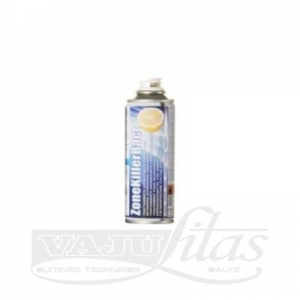 Aerosola par auto gaisa kondicionētājs dezinfekcijas, 200ml, citronu smaržu