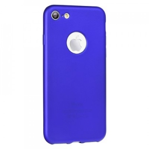 Jelly Case Flash Mat  - SAM Galaxy A6 Plus blue