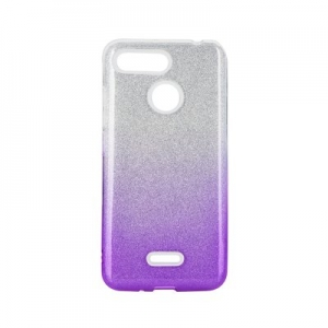 Forcell SHINING Case for XIAOMI Redmi NOTE 8 PRO clear/violet
