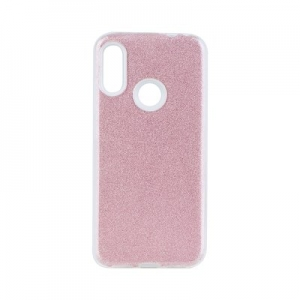 Forcell SHINING Case for XIAOMI Redmi NOTE 8 pink