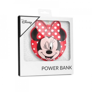 Power Bank licenc. Brelok Minnie Mouse 012 2200mAh