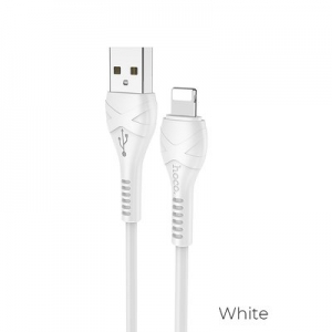 HOCO cable USB Cool power charging data cable for Lightning