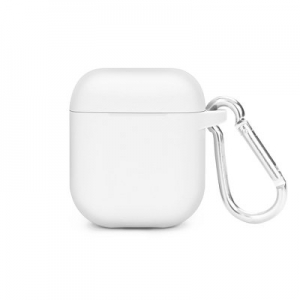 SILICONE HOLDER Airpods case BOX white