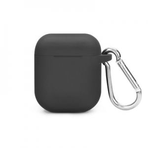SILICONE HOLDER Airpods case BOX black