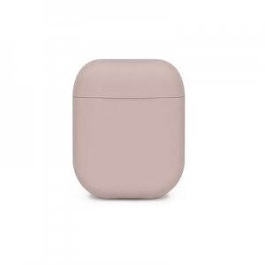 SILICONE case for AirPods BOX pink
