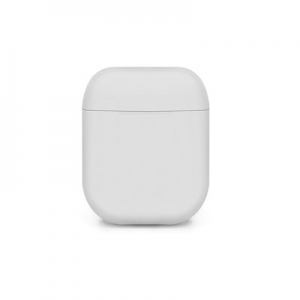 SILICONE case for  Airpods BOX white