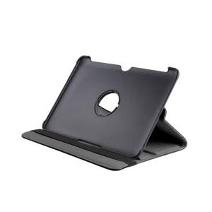 360 rotating PU case for Sam Tab 2 7`` black bulk