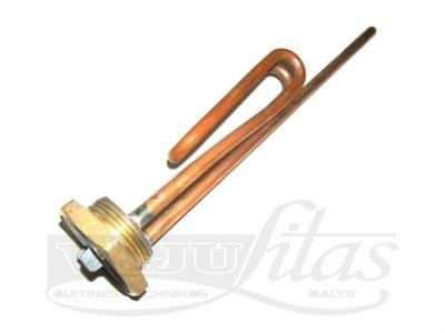 Sildelements 1200 W, 1/4 6mm stipr